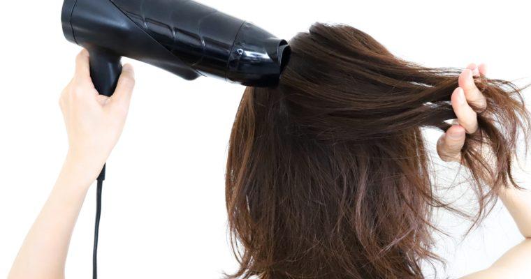 【動画】髪にボリュームを出すコツ